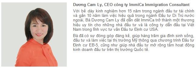 CEO ImmiCa-EB-5