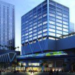 Cập nhật tiến độ xây dựng Trung tâm thương mại phức hợp MiamiCentral