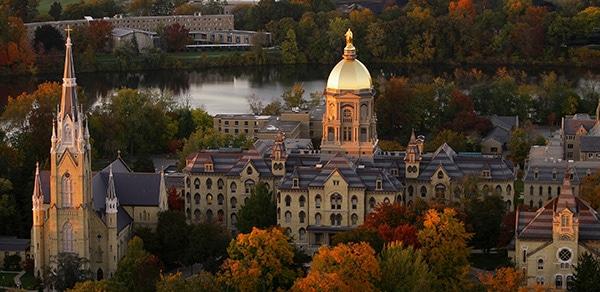 600 University of Notre Dame