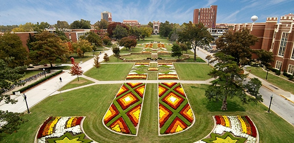 600 University of Oklahoma