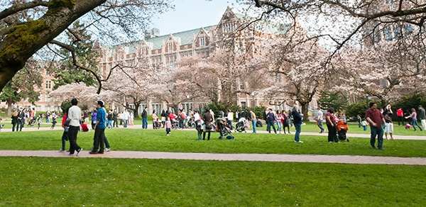600 University of Washington