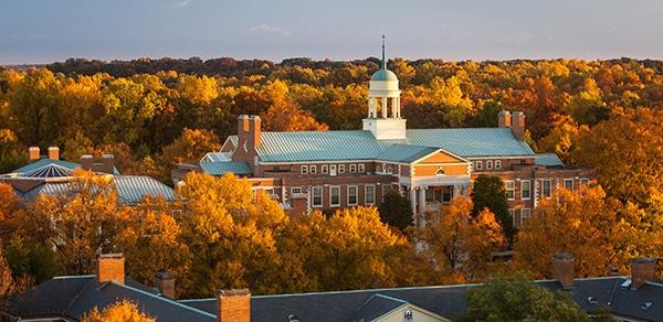 600 Wake Forest University -- Winston-Salem, North Carolina