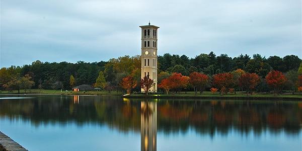 Furman University -- Greenville, South Carolina