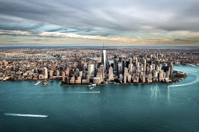 KHÁCH SẠN MARRIOTT TẠI ĐẠI HỌC NEW YORK